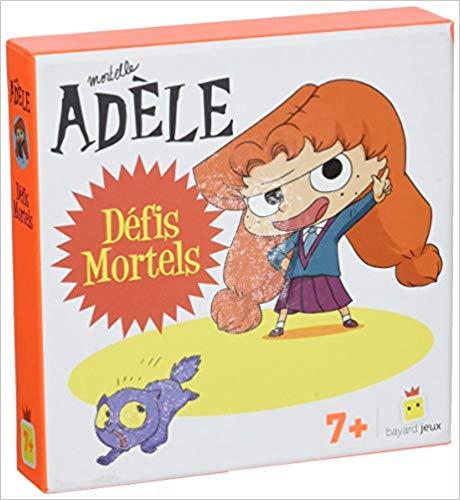 Jeu Mortelle Adèle - Défis mortels