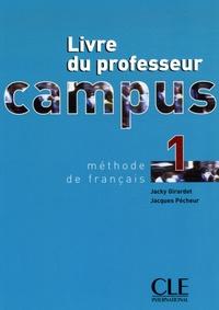 Campus 1 - Livre du professeur