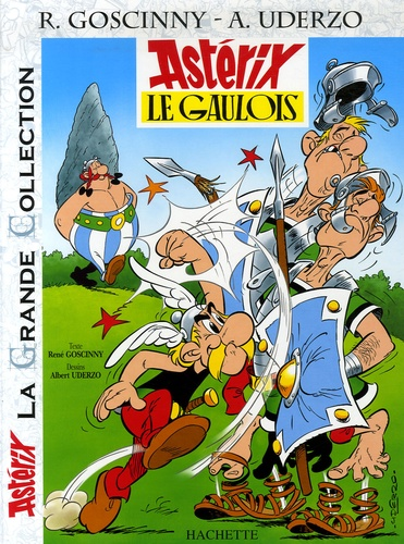 ASTERIX LA GRANDE COLLECTION -  ASTERIX LE GAULOIS - N 1