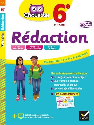 REDACTION 6E - CAHIER D'ENTRAINEMENT EN REDACTION