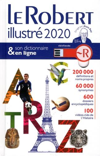 LE ROBERT ILLUSTRE ET SON DICTIONNAIRE EN LIGNE 2020