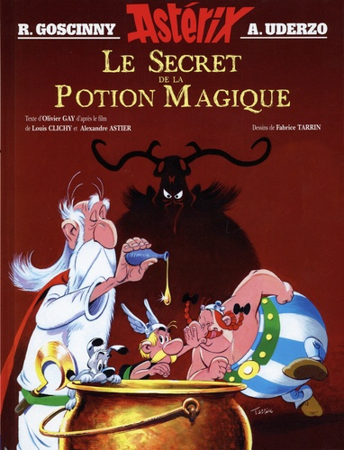 Astérix - Album Le secret de la potion magique