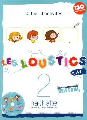 Les Loustics 2 A1: Cahier d'activités (1CD audio)