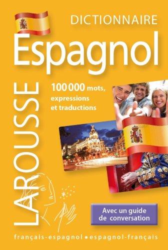 Dictionnaire Larousse Mini Plus Espagnol