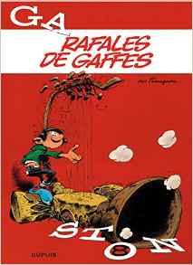 Gaston - tome 8 - Rafales de gaffes