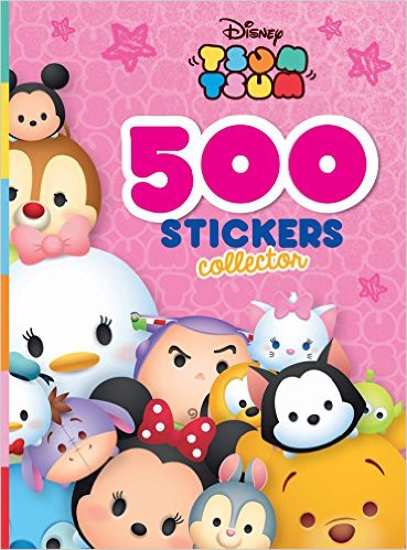 Tsum tsum : 500 stickers collectors
