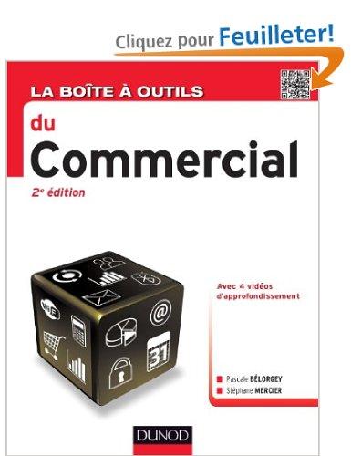 La Boîte à outils du Commercial - 2e éd