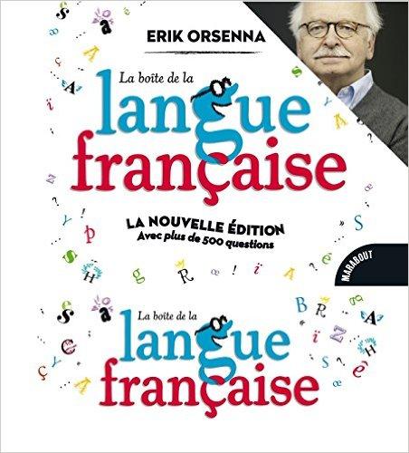 LA BOITE DE LA LANGUE FRANCAISE