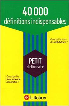 40 000 définitions indispensables