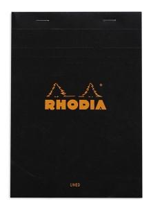 Rhodia bloc N°16 no (uni - blank)