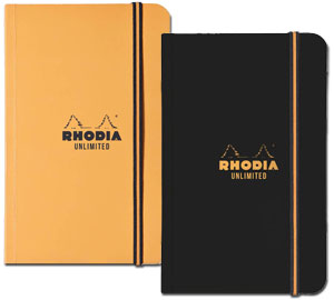 Rhodia notebook Unlimited format (ligné)