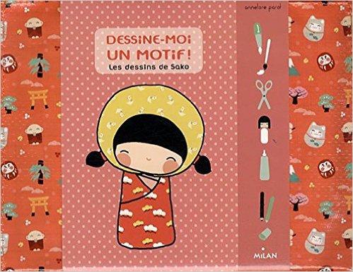 DESSINE-MOI UN MOTIF-POCHETTE DE SAKO