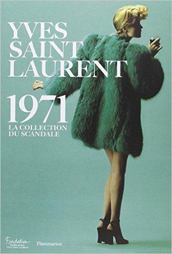 YVES SAINT LAURENT 1971
