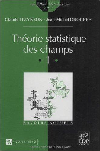 THEORIE STATISTIQUE DES CHAMPS VOL 1