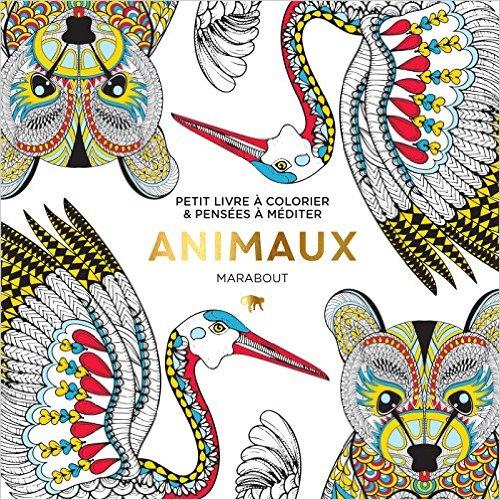 Le petit livre du coloriage : Animaux