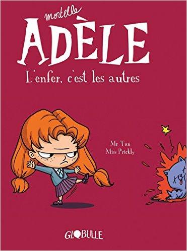 Mortelle Adèle Tome 2