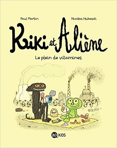 Kiki et Aliène Tome 3