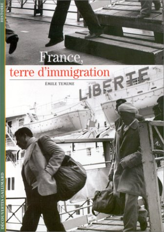 France, terre d'immigration
