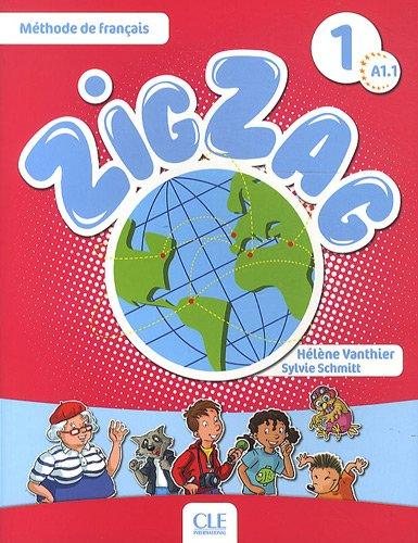 Zigzag 1 A1: Student Book (1CD audio)