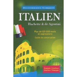 Dictionnaire compact français-italien et italien-français