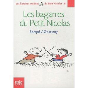 Les histoires inédites du Petit Nicolas, 8 : Les bagarres du Petit Nicolas