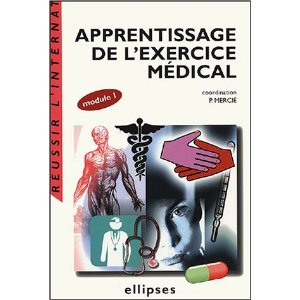 APPRENTISSAGE DE L'EXERCICE MEDICAL MODULE 1