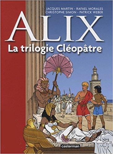 ALIX LA TRILOGIE CLEOPATRE (PF)
